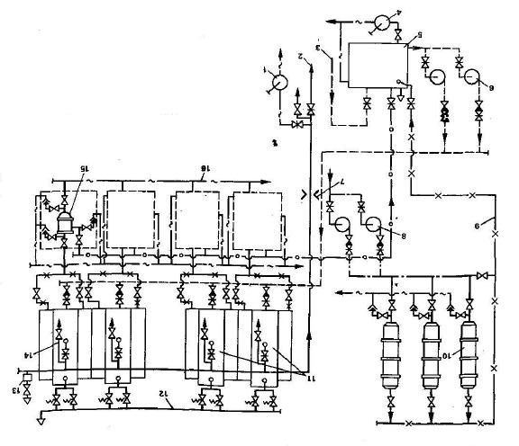 industrial steam boiler diagram  industrial  free engine