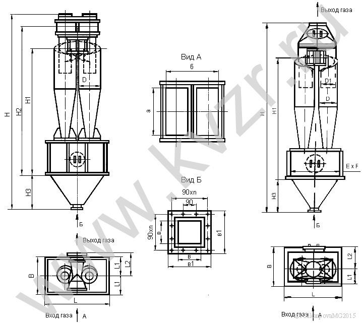 По эксплуатации цн-15 установок очистки инструкция газа